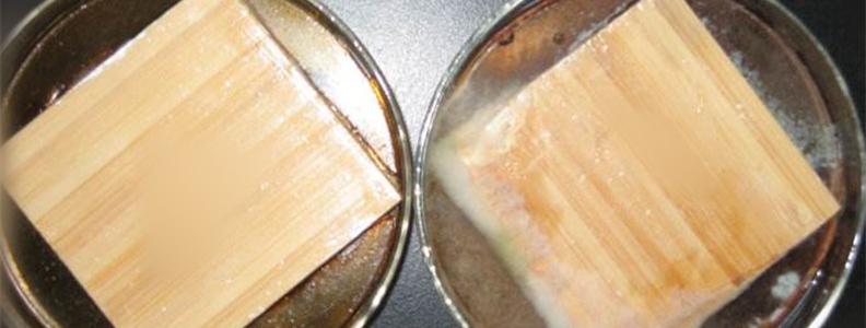 竹木防霉剂测试方法如图